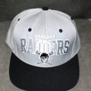Mitchell & Ness Oakland Raiders Snapback
